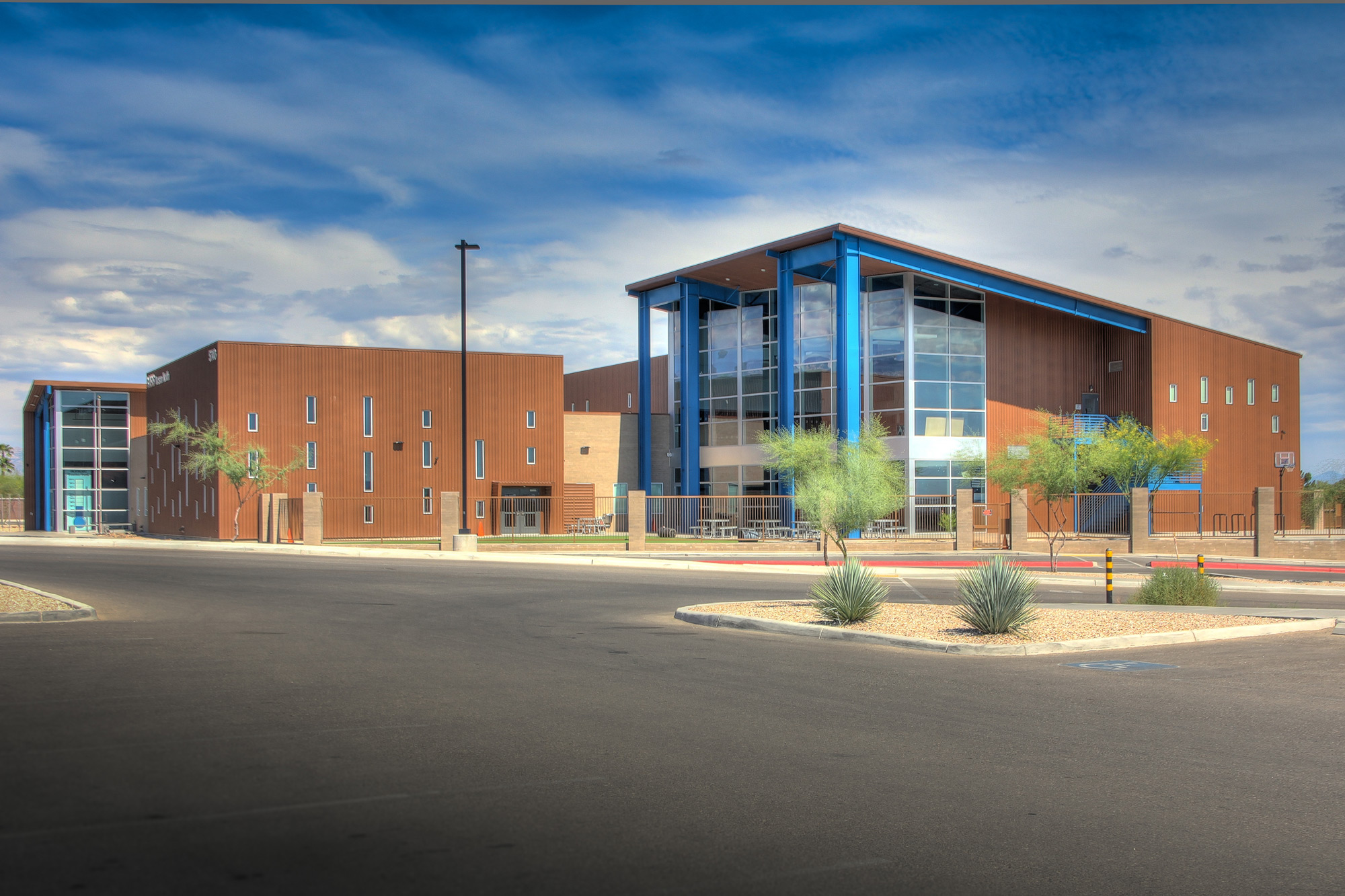 COMMERCIAL REAL ESTATE PHOTOGRAPHY – BASIS TUCSON