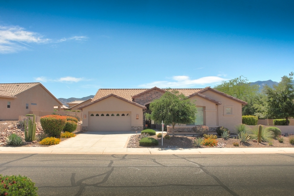 marco bayet real estate photography - tucson home